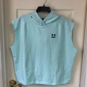 NWT - 50% OFF -UNDER ARMOUR Women's Workout Hoodie